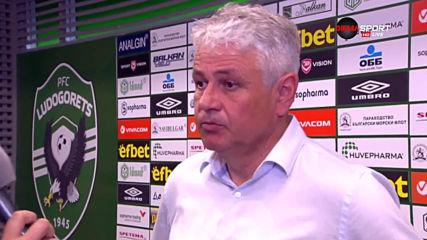 Стоев скочи на съдията: Нямаше никакъв фаул при гола на Левски