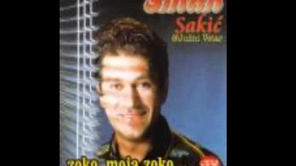Sinan Sakic Nestao je osmeh srece.