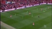 Манчестър Юнайтед - Съндърланд 3:0