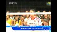 България отпадна от волейболния турнир от Русия 20.08.08 *GQ*