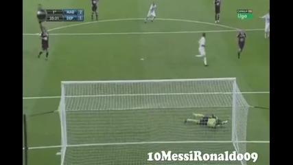 *cristiano Ronaldo *2o1o* *freestyle*