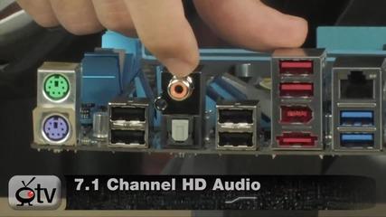 Asus P7p55d Pro Motherboard