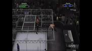 Svr 07 - Kane Vs. Umaga - Hell In A Cell