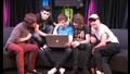 One Direction - Отговарят бързо на въпроси за Saturday Night Online