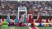Kazakhstan: Baikonur Cosmodrome's 60th anniversary celebrated in style