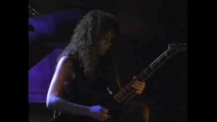 Metallica - To live is To Die - Jason, Kirk and James solo