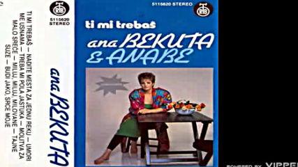 Ana Bekuta - Nadjite mesta za jednu reku - Audio 1986