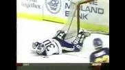 Най - ужасните инциденти в хокея