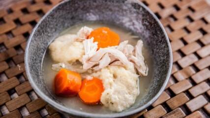 Пилешка супа с кнедли | Джъстин Скофийлд | 24Kitchen Bulgaria