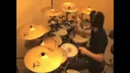 Страхотен барабанист