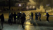 Colombia: Protesters clash with police at anti-govt rally in Bogota