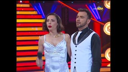 Dancing Stars - Нели и Наско куикстеп (13.05.2014г.)