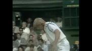 Wimbledon 1988 : Бекер - Едберг | част 1/3