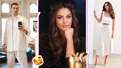 Нова звездна двойка: Демет Йоздемир измъкна гаджето на приятелка, актрисата си хвана певец