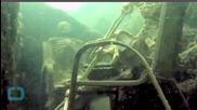 Diver Investigating Human Remains Finds Skeletal Surprise