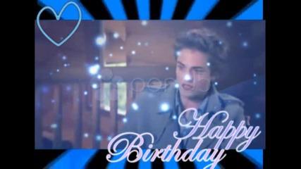 Happy Birthday to my sunshine - Rob * 13th May *