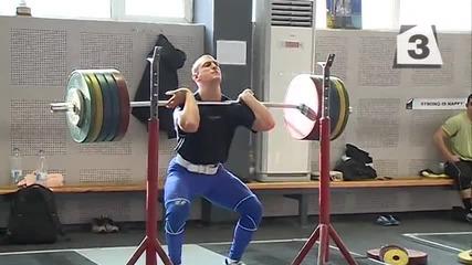 Иван Иванов старши треньор на нац. отбор по вдигане на тежести за хванатите с допинг състезатели