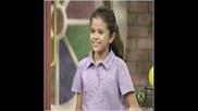 Сладуранката Селена Гомез като малка :*