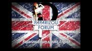 Paparizou Forum speaks your language