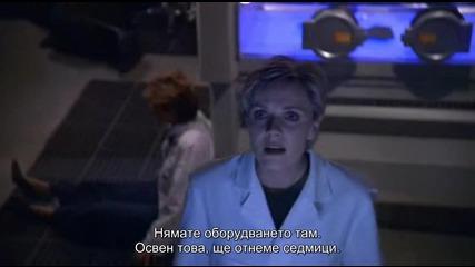 Старгейт Sg-1 / Stargate Sg-1 /сезон 03 eпизод 04