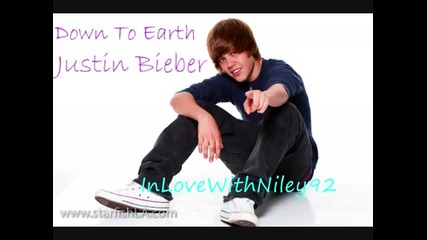 Justin Bieber - Down To Earth (full Song)