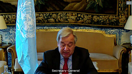 UN: 'Senseless cycle of bloodshed must stop immediately' - Guterres on Israel-Palestine escalation