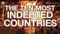 10-те Най-задлъжнели страни