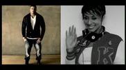 (текст&превод) Keri Hilson ft Kanye Weat & Ne - Yo - Knock You Down