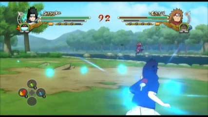 Naruto Shippuden Ultimate Ninja Storm 3 - Eп.1
