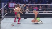 Daniel Bryan & The Usos vs. Kane & The New Age Outlaws - Wwe Smackdown 28/2/14