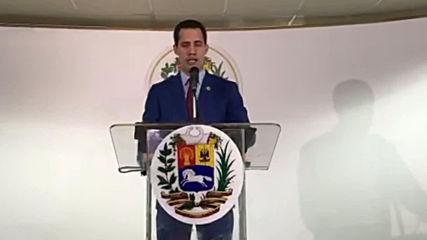 Venezuela: Líder opositor Guaidó llama a una nueva jornada de protesta