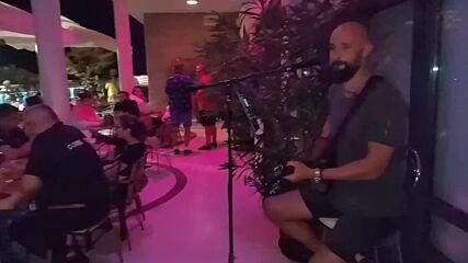 Боян пее в Казиното на Бургас - юли 2021
