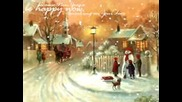 Коледна елха - Акварела - Christmas tree Aquarella (bg)