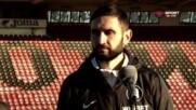 Тунчев: Труден мач, но се справихме добре