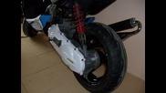 My malaguti f12 tuning