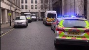 UK: Pro-Kurdish protesters occupy ruling Tory party HQ