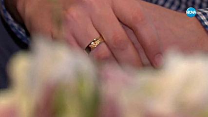 МЕНДЕЛСОН ПО ВРЕМЕ НА ИЗВЪНРЕДНО ПОЛОЖЕНИЕ: Млада двойка сключи брак