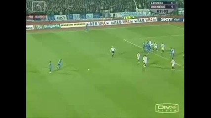 Levski Sofia Uefa Goals