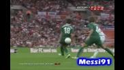 Англия 2 - 1 Словения 05.09.09
