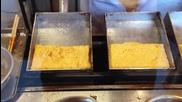 Ето как се прави японски омлет ( Tamagoyaki )