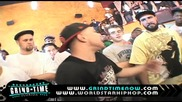 Grind Time Presents Illmaculate vs Conceited Round 3 Rap Battle