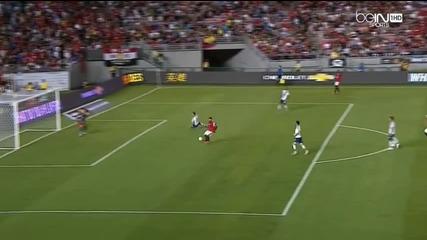 Уейн Руни с втори гол срещу Ла Галакси /приятелски мач - 23.07.14/