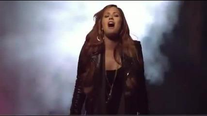 Превод! Премиера!! Demi Lovato - Give Your Heart A Break Видео