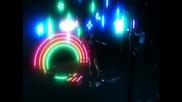 "Anahi-запис на видео за Mtv Latinoamerica ""popland"""
