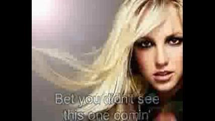 Britney Spears - Gimme More Kareoke