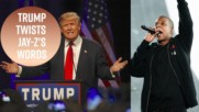 Trump starts Twitter beef with Jay-Z