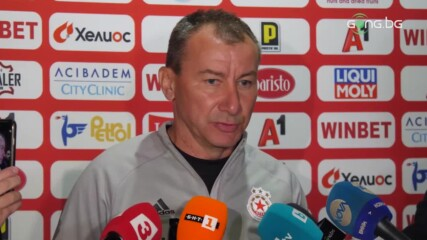 Белчев: Не сме отписали първенството, искаме да станем шампиони