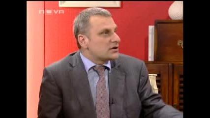 Петър Курумбашев - Челюсти (19.11.2009 г.) - 2ра част