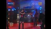 Dulce Maria canta Inevitable en Desmadruga2