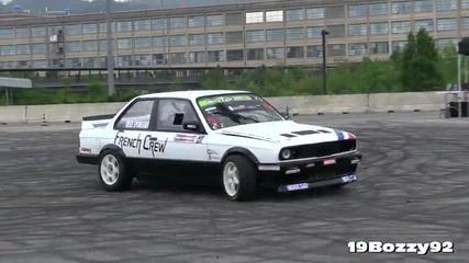 Bmw E30 S54b32 Drifting